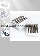 50 pcs AG13 LR44 G13 LR1154 1.5V Bulk alkaline button battery for remote!