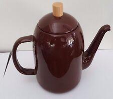 Vintage Japanese Enamel Coffee / Teapot - Japan