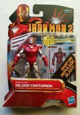 Iron Man 2 comic series:Silver Centurion  Man 3.75 Action Figure #34