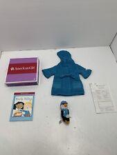 American Girl - Hooded Robe & Penguin - New In Box - Retired
