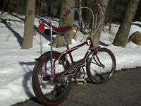 Parkleigh Custom 300 Murray Eliminator Muscle Bike Banana Seat Bicycle