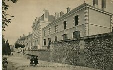 France Blois - Ecole old postcard