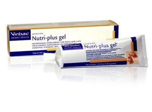 2 Nutri Plus Gel Tubes
