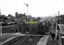 PHOTO  LMS ROYAL SCOT LOCO NO 46139 THE WELCH REGIMENT AT LEIGHTON BUZZARD ON 4T