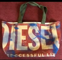 Diesel women's rare multicoloured duffel bag