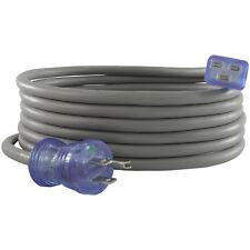 Conntek 29261-MR NEMA 5-15P to IEC320 C19 Hospital Grade Power Cord, 15ft. 14AWG
