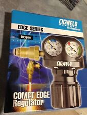 Oxygen Regulator Cigweld Comet Edge ESV4 Oxy Gas Welding Cutting CIG BOC 310637
