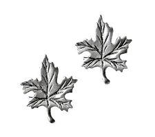 Leaf Cufflinks