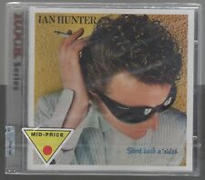 IAN HUNTER SHORT BACK 'N' CÔTÉS CD F.C. SCELLÉ
