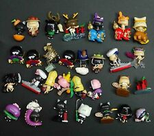 "LOT OF 16 Capcom Monster Hunter PVC Figures ( by random )  1"" #NF5"