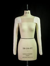 Design-Surgery® Soft Arms For Mannequin Body-Form Draping-Stand Tailors'-Dummy