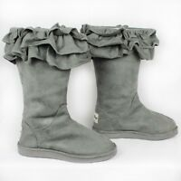 FRIIS & COMPANY Winterstiefel weich gefütterte Boots Stiefel Annamary grau