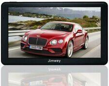 GPS Navigation for Car/Truck, Jimwey 8GB 256MB GPS Navigation for Car, Capacitiv