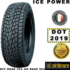 Pneumatici Ziarelli 265/65 R17 116T ICE POWER M+S DOT 2019 *RICOSTRUITA IN IT...