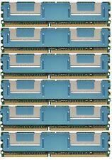 NOT FOR PC! 24GB 6x4GB PC2-5300 ECC FB IBM x3500 Type 7977 Equivalent 46C7420