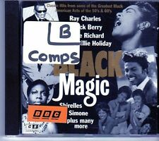 (EI924) Various Artists, Black Magic, 22 tracks - 1992 CD