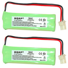 2-Pack HQRP Phone Battery for VTech BT183482 BT283482 DS6401 DS6421 DS6422