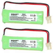2-Pack HQRP Phone Battery for VTech BT183482 BT283482 DS6401 DS6421 DS6422