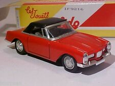4 INCH Facel Vega 2 1962 Solido 1/43 Diecast Mint in Numbered Box