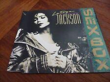 LA TOYA JACKSON - SEXBOX (3 TRACKS)