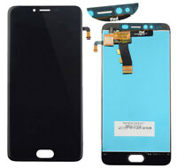 For Meizu M5 Meilan 5 LCD Display Touch Screen Digitizer Glass Assembly Black