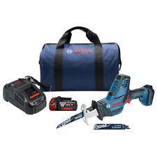 Bosch 18V Compact Reciprocating Saw Kit CCS180-B14 New