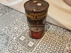Vintage DD DOUBLE DIAMOND Burton Pale Ale  4 pint can
