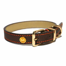 Leather Dog Control Collars