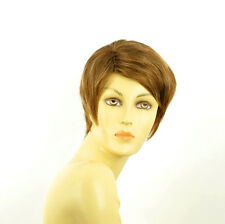 women short wig brown copper wick light blond ALICIA 6bt27b