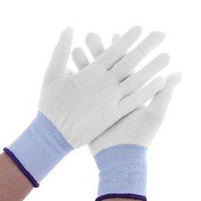White Application Tools Mittens Nylon Wrapping Car Wrap Gloves Vinyl Sticker