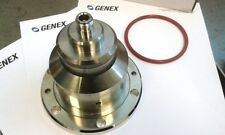 "GENEX FLANGE EIA 3""1/8'' TO N TYPE FEMALE COAXIAL ADAPTER COD.7303301"