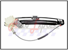 Rear Right Passenger Side Window Regulator With Motor fits BMW 5 SERIES E39