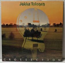 Jukka Tolonen - Crossection - Janus 1975 - Promo - NM