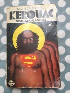Desolation Angels Jack Kerouac Mayflower Rpt 1969 Beat Ginsberg Burroughs Good
