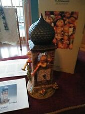Hummel Call To Worship 441 Century Collection Clock Tower New In Box
