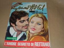 MINO REITANO-GIACOMO AGOSTINI-ENRICO MONTESANO-GRANDHOTEL 29/04/1971 N. 1295