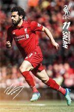Liverpool FC - Mohamed Salah 2018/2019 POSTER 61x91cm NEW Egyptian football star