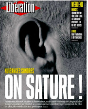 LIBÉRATION*09-10/06/2019*NEUF***NUISANCES SONORES ON SATURE***CHILI BOOM LITHIUM