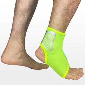 Ankle Support Protection Brace Compression Strap Band Running Elastic Foot Guard