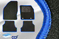 FORD FOCUS ST CAR MATS 05-10(mk2) CUSTOM MADE. HIGH QUALITY LUXURY CARPET