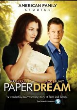 PAPER DREAM KENDRA WHITE SARAH KAJIAN JACK BRUMIT NEW SEALED 2013 DVD FREE SHIP