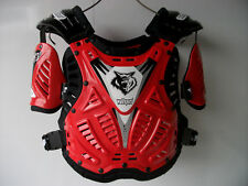 New Wulfsport Armour Tabard Motocross Enduro Body Stone Deflector Adult Cr