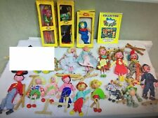 Vintage Pelham Puppets Bundle - 17 In Total Some Boxed 2
