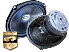 """CDT Audio CL-69 SUBCF 6"""" X 9""""  Carbon Fiber Subwoofer Pair (2)"""