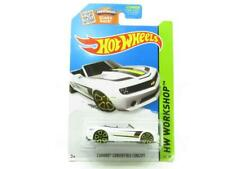 Hotwheels Camaro Convertible Concept 246/250 Long Card 1 64 Scale Sealed