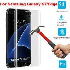 Full Curved 9H Tempered Glass Screen Film Protector For Samsung Galaxy S7 Edge