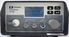 Puritan Bennett Pts 2000 Ventilator Tester Analyzer With Power Supply