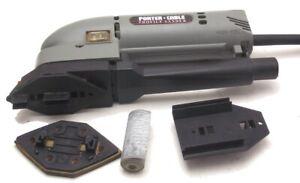 Porter Cable Profile Sander Sanding System No 6000 Min Model 444 Barely Used