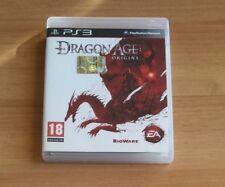 Dragon Age Origins PAL ITA per Sony Playstation 3 PS3 - PARI AL NUOVO!!!