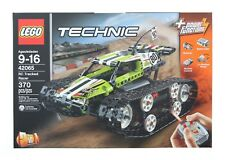 LEGO 42065 Technic RC Tracked Remote Control Racer Building Set, 370 Pieces